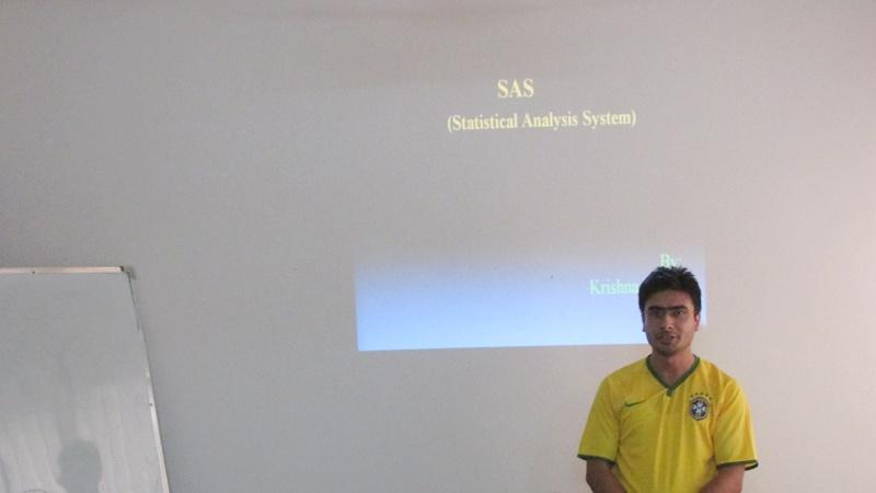 SAS by Krishna Panthi