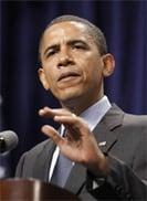 Barrack Obama- President of USA