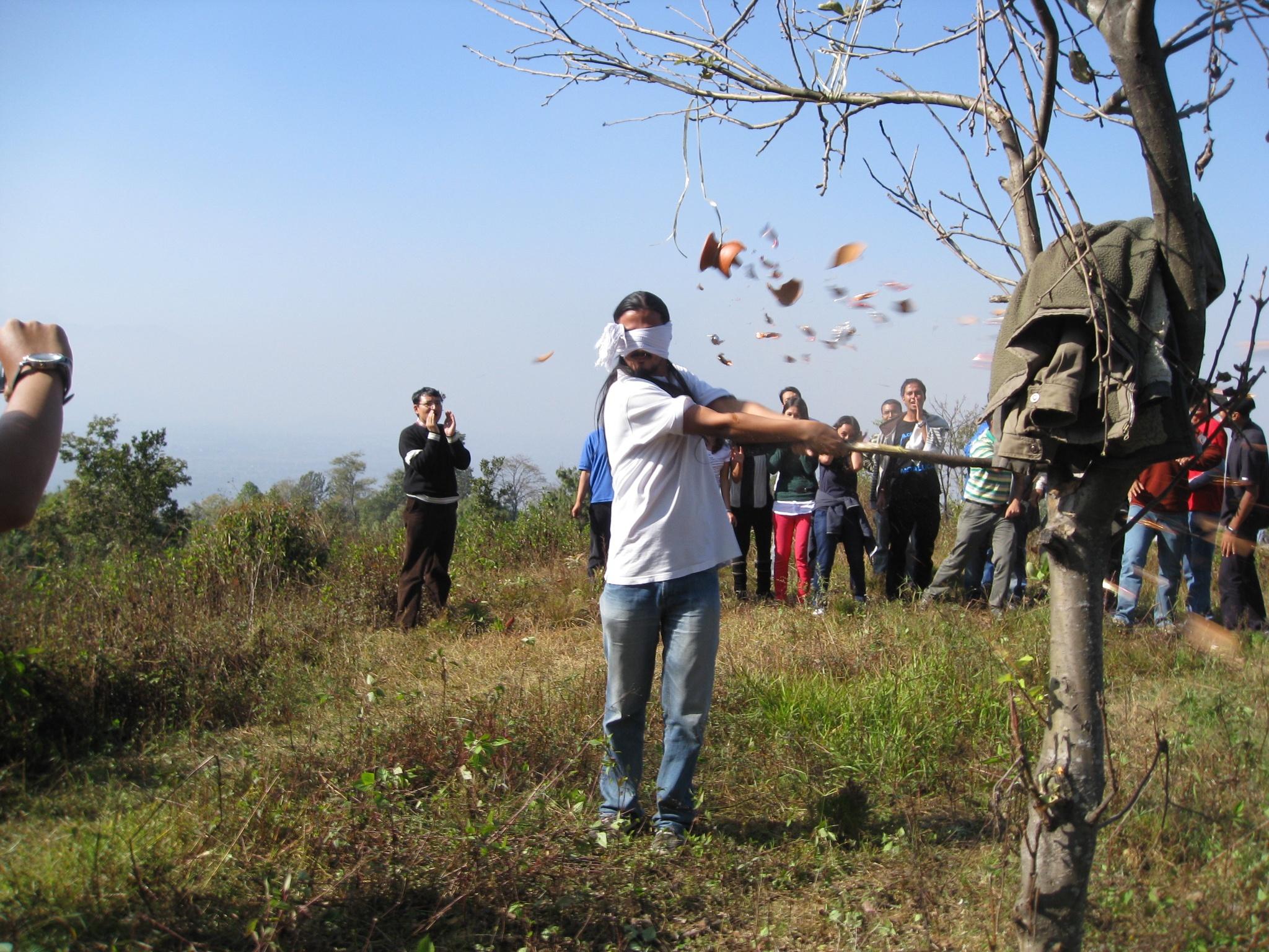 Deerwalk Picnic at Lakure Bhanjyang, A Memoir