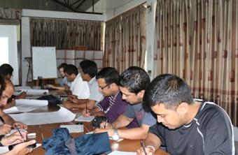 7. The Workshop