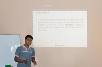 'Anatomy of QA Engineering' by Awanish Ranjan