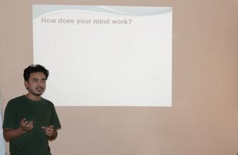 'Being Productive' by Bikram Lal Shrestha