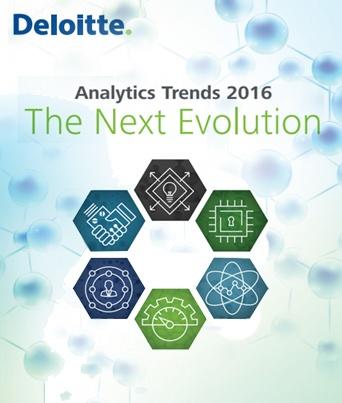 Deerwalk Aligns with Deloitte's Six Major Analytic Trends of 2016