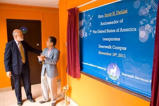 Deerwalk Campus Inauguration