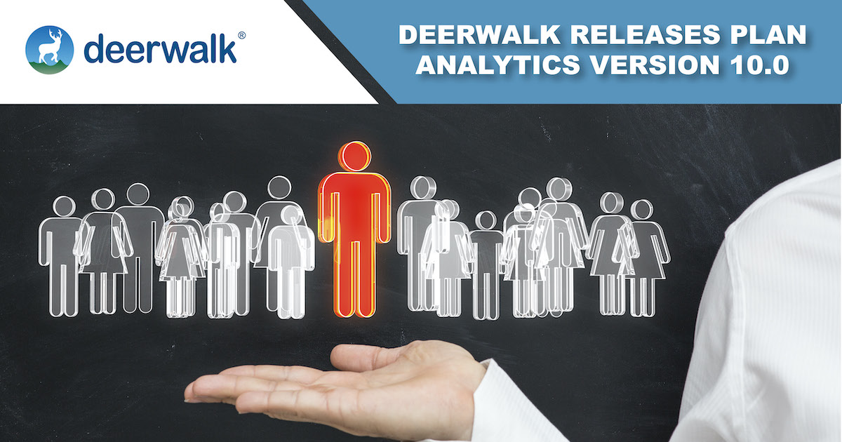 Deerwalk Plan Analytics Version 10.0 Adds New Custom Data Visualizations and Expands Cohort Sharing Functionality