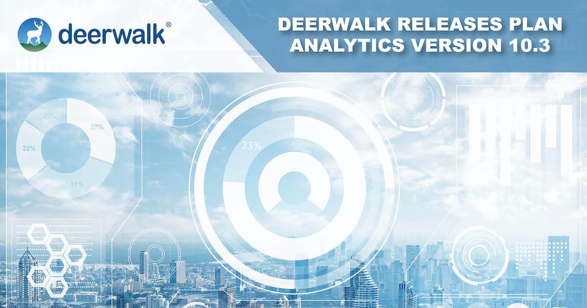 Deerwalk Plan Analytics Version 10.3 Introduces Content to Help Identify Potentially Fraudulent Provider Billing