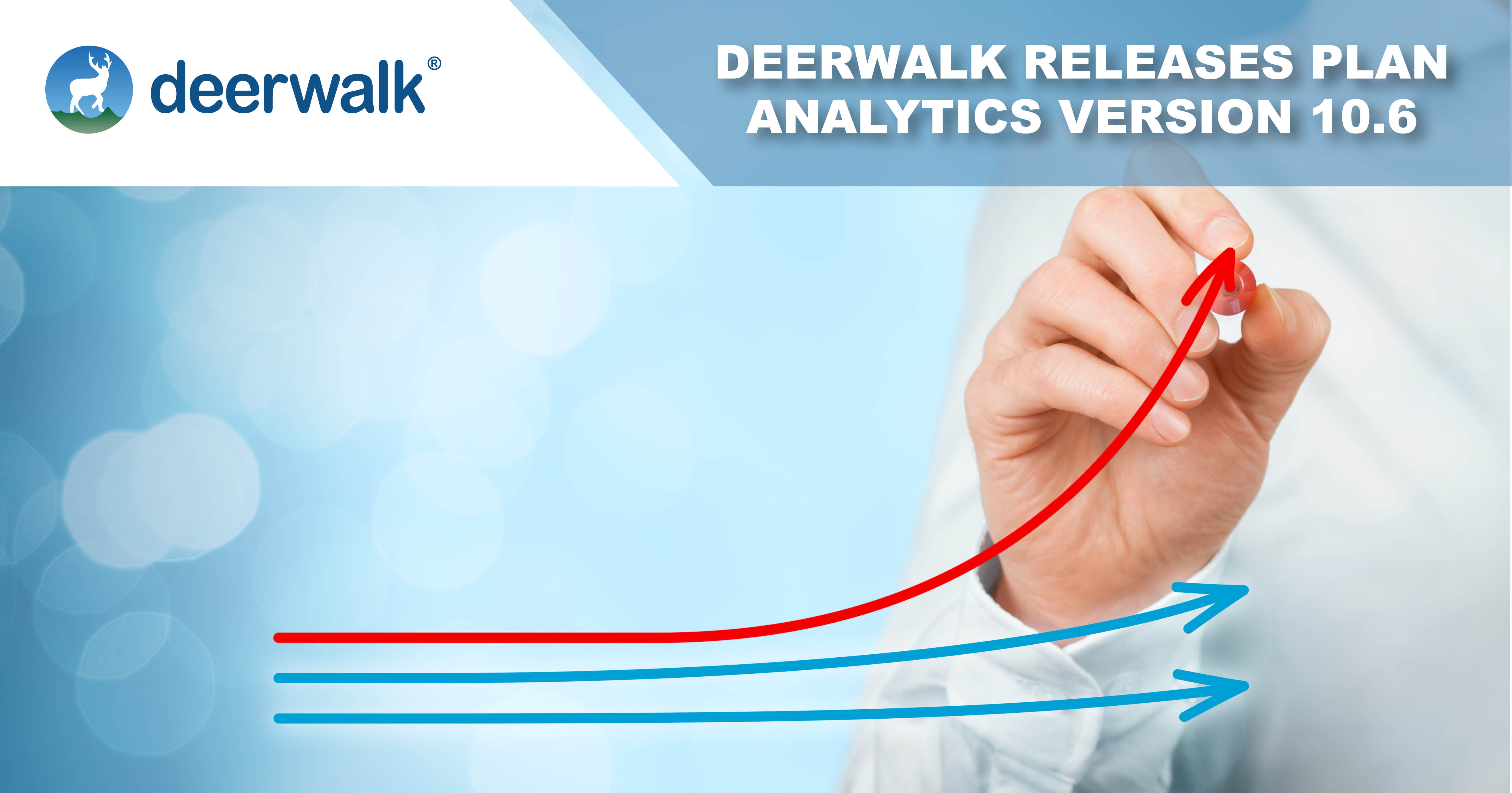 Deerwalk Plan Analytics Version 10.6 Enables You to Create Dynamic Benchmark Reporting
