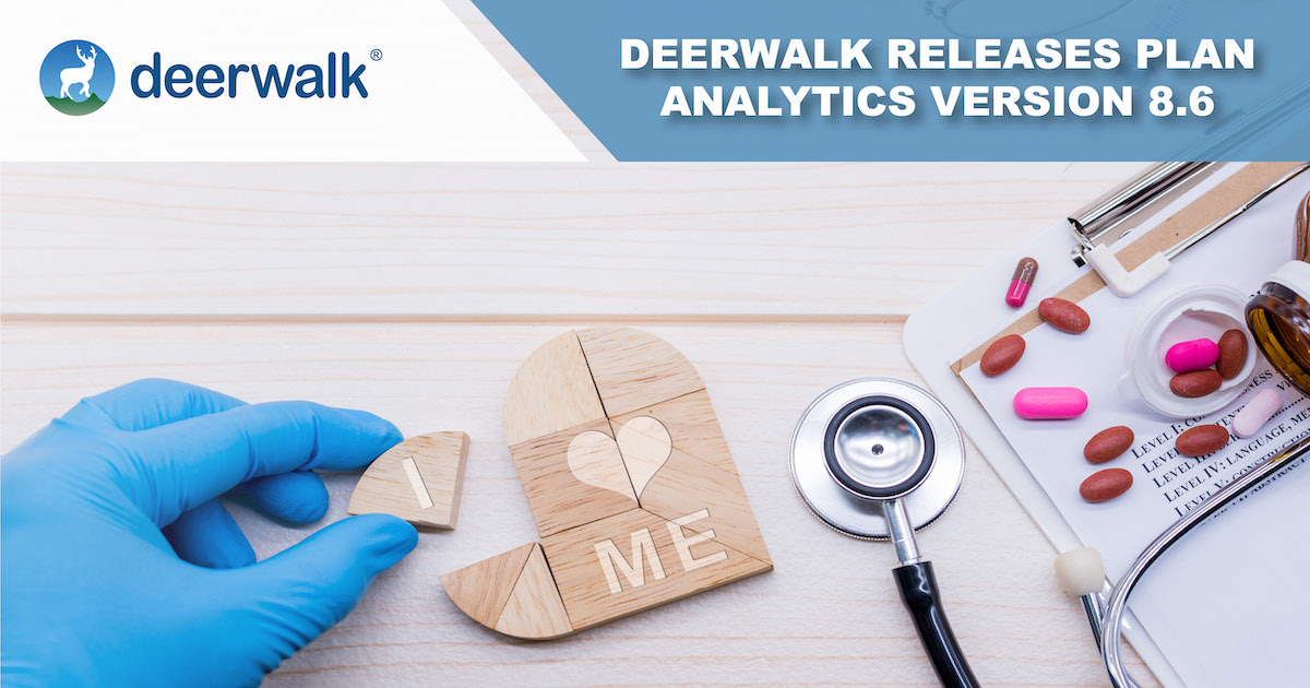 Deerwalk Plan Analytics Version 8.6 Incorporates Updates to the Quality Metrics Used to Identify Gaps in Care