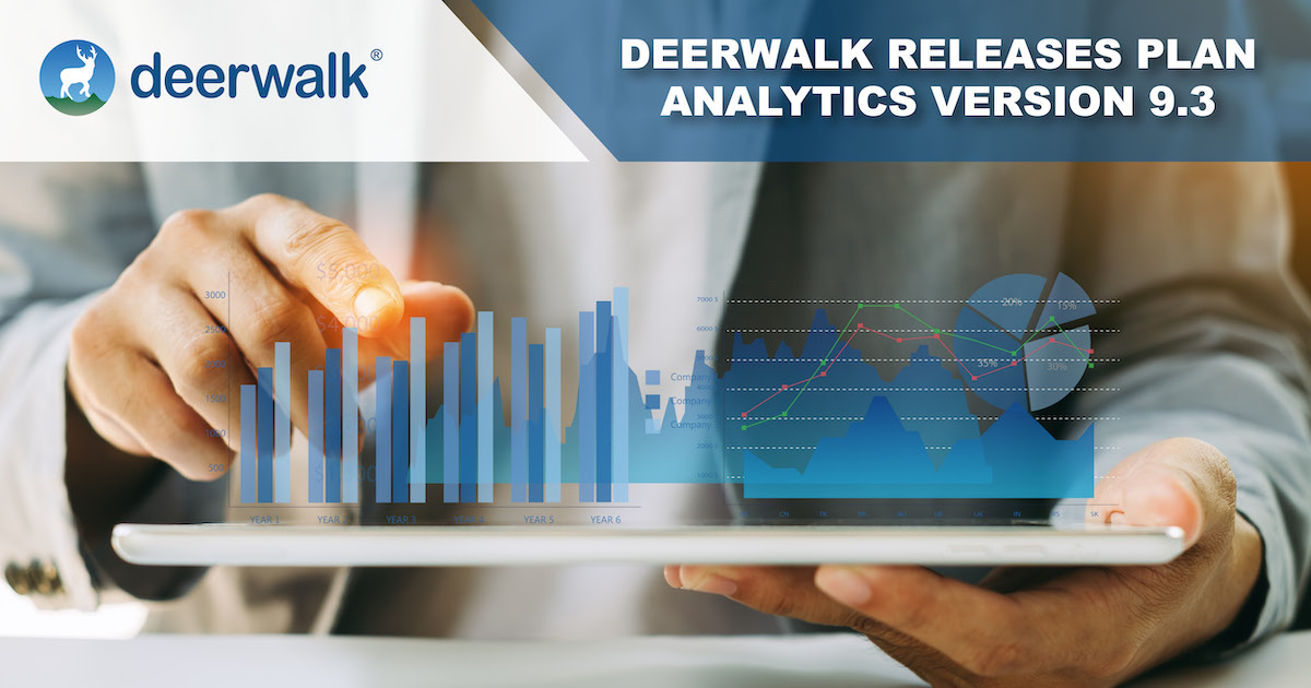 Deerwalk Plan Analytics Version 9.3 Introduces Census Reporting, Trigger Diagnosis Report Updates, and Enhancements to Deerwalk Episodes